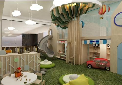 """The children's corner """"MyKids Choice"""" opened its doors"""
