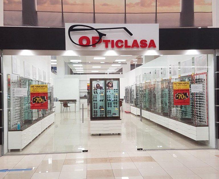 OPTICLASA open doors in SkyCity Mall