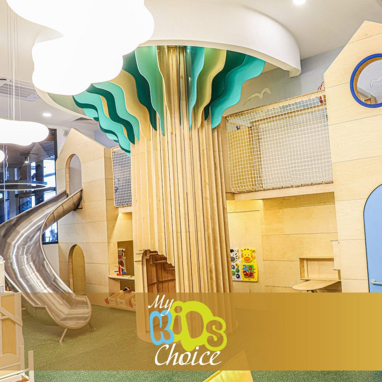 Детският кът на MyChoice в SkyCity Mall Ви очаква