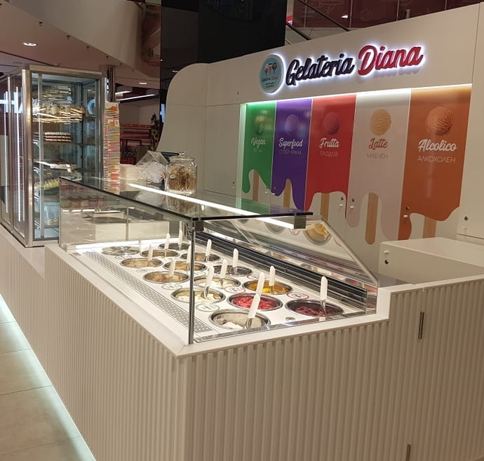 Gelateria Diana в SkyCity Mall – заповядайте!